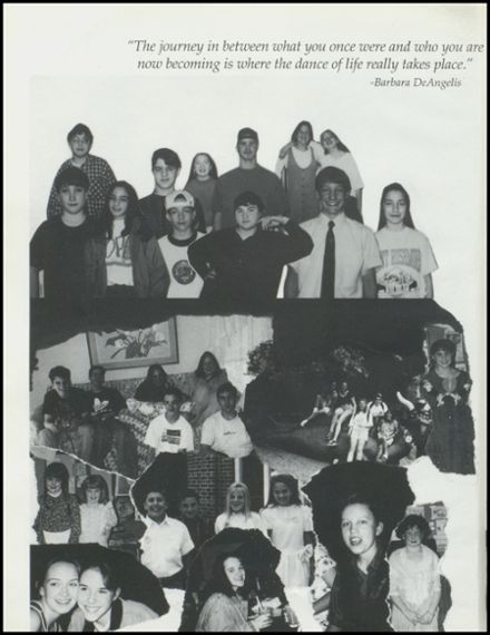 1999 Stillwater High School Yearbook Page 6