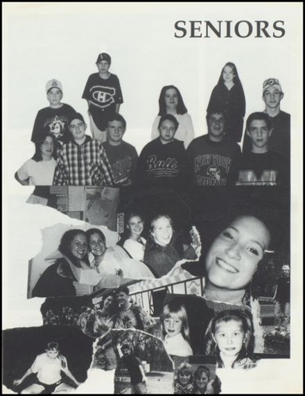 1999 Stillwater High School Yearbook Page 7