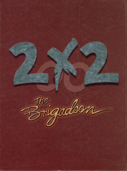 2002 Highlands High School Yearbook Cover