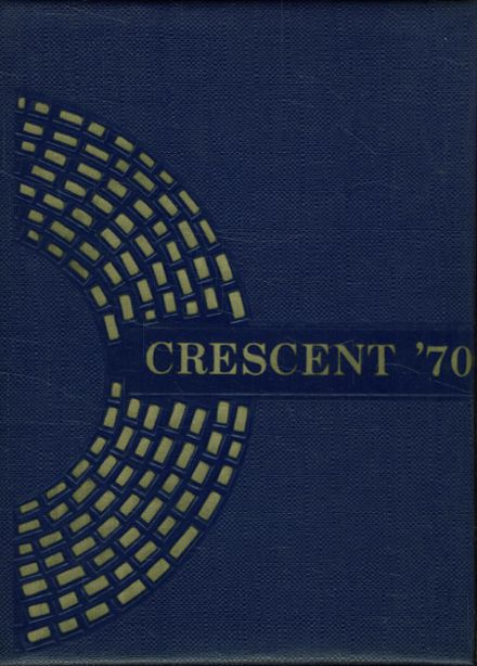1970 Lee Academy Yearbook Cover