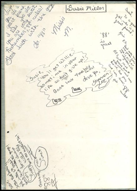 1982 Gentry High School Yearbook Page 2