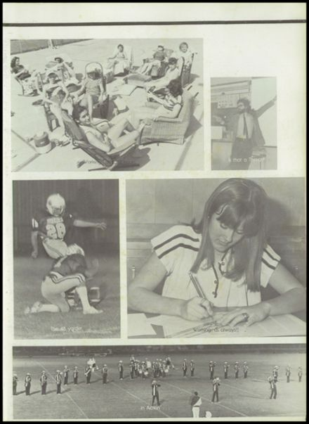 1982 Gentry High School Yearbook Page 7