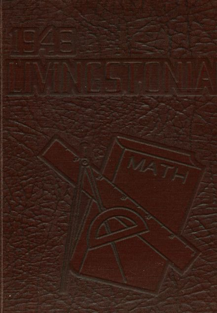 1948 Livingston High School Yearbook Cover