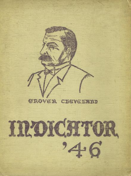 1946 Fayetteville High School Yearbook Cover