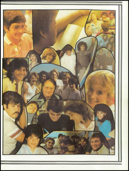 1984 Toms River North High School Yearbook Page 7