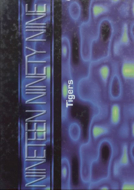 1999 Woden-Crystal Lake Community High School Yearbook Cover