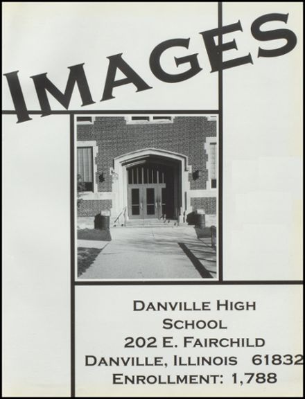 1997 Danville High School Yearbook Page 5