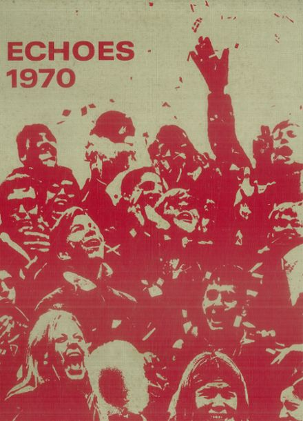 1970 New Trier High School Yearbook Cover