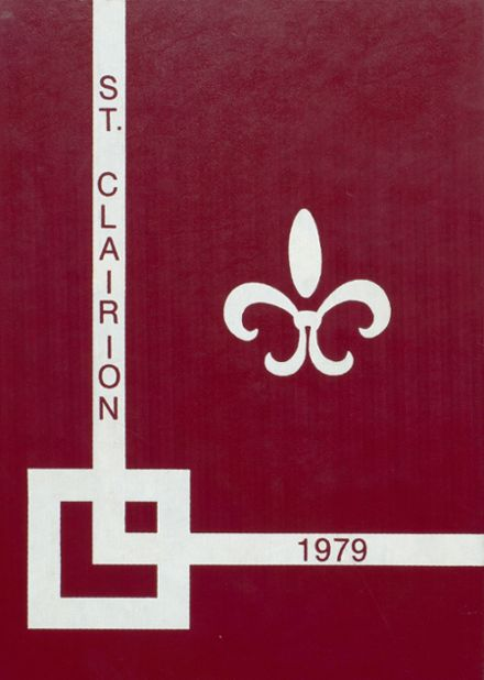 1979 St. Clair County High School Yearbook Cover