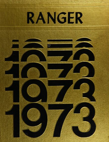 1973 Park High School Yearbook Cover