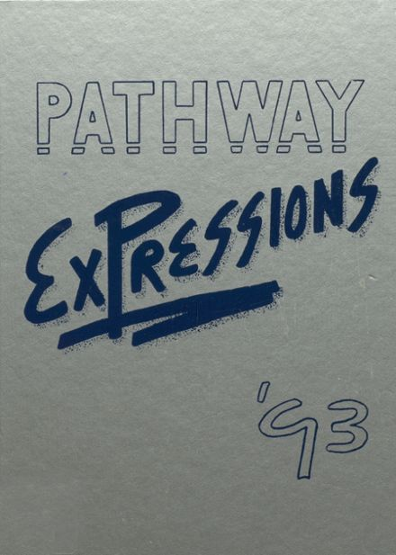 1993 Pathway School of Discovery Yearbook Cover