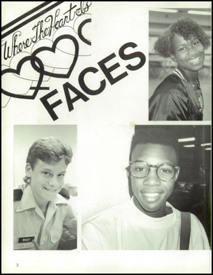 1990 Boyd Anderson High School Yearbook Page 6