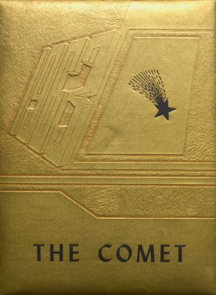 1963 Carlisle County High School Yearbook Cover
