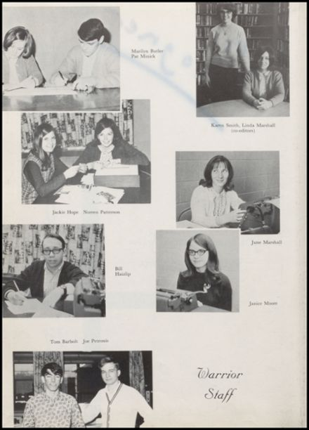 1967 Stillwater High School Yearbook Page 6