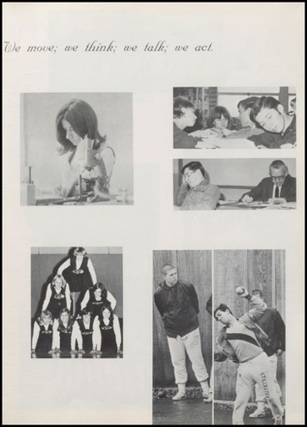 1967 Stillwater High School Yearbook Page 9