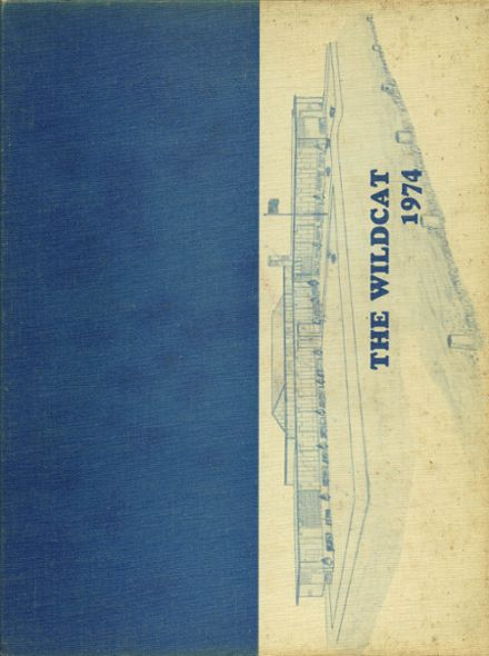 1974 Southwest High School Yearbook Cover