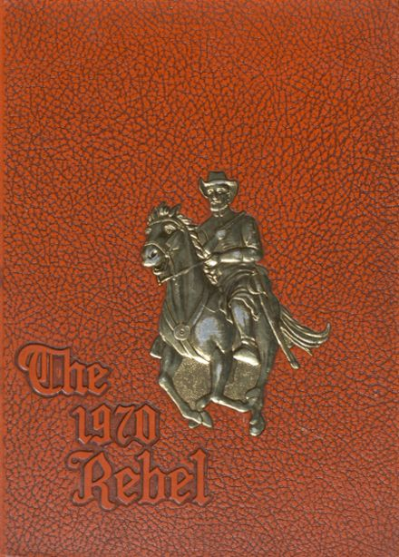1970 Turner County High School Yearbook Cover