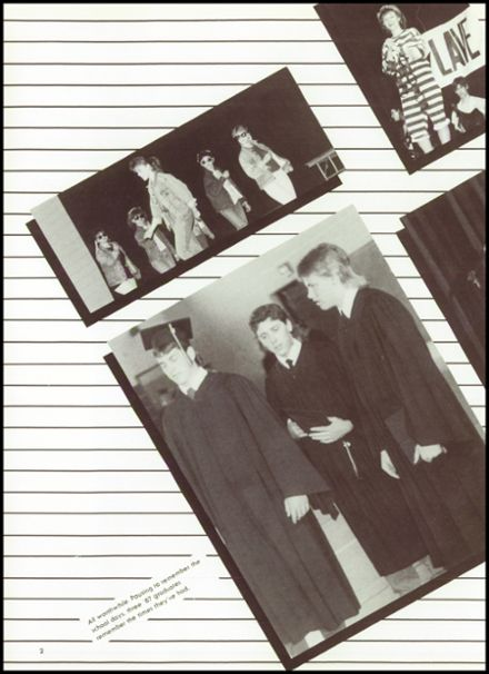 1988 Sheffield High School Yearbook Page 6