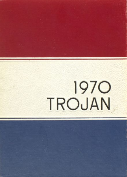 1970 Portsmouth High School Yearbook Cover