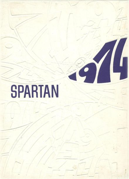 1974 Prairie View Academy Yearbook Cover