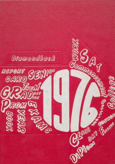 1976 Leftwich High School Yearbook Page 1