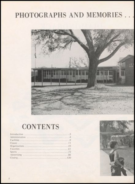 1976 Leftwich High School Yearbook Page 6