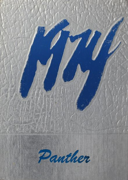 1974 Van Alstyne High School Yearbook Cover
