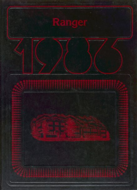 1986 Lenore High School Yearbook Cover