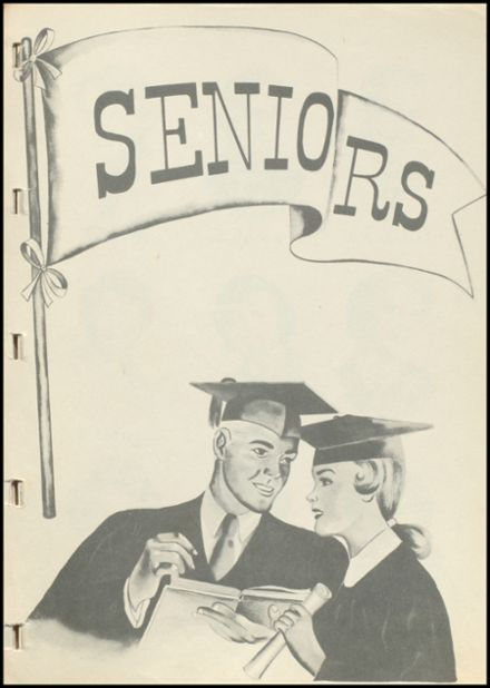 1952 Laura Conner High School Yearbook Page 9