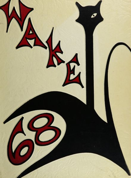 1968 Annapolis High School Yearbook Cover
