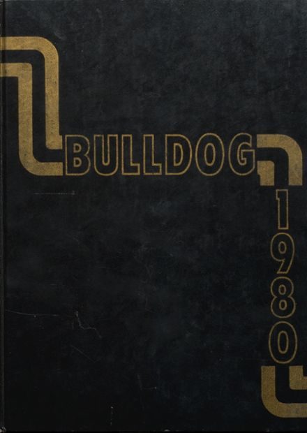 1980 Jay High School Yearbook Cover