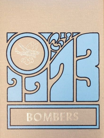 1973 Wakefield High School Yearbook Cover