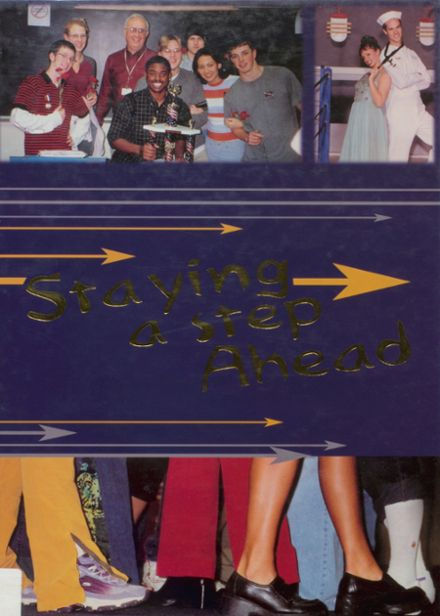 2002 Castle High School Yearbook Cover