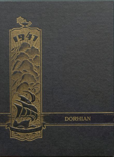 1947 Dorchester High School Yearbook Cover