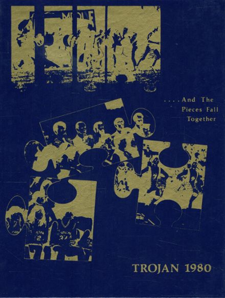 1980 Findlay High School Yearbook Cover