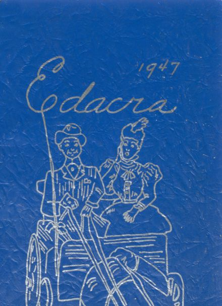 1947 Arcade Central High School Yearbook Cover