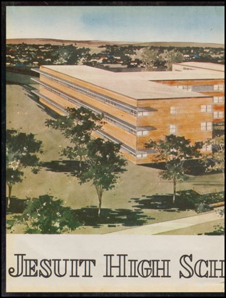 1961 Creighton Preparatory Yearbook Page 2