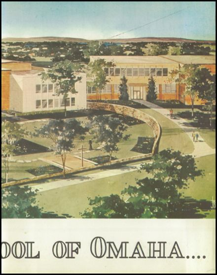 1961 Creighton Preparatory Yearbook Page 3