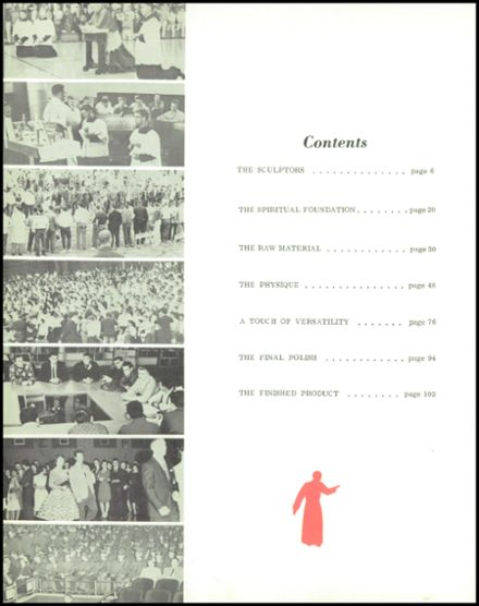1961 Creighton Preparatory Yearbook Page 8