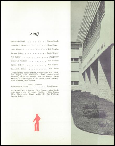 1961 Creighton Preparatory Yearbook Page 9