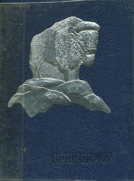 1977 Tempe High School Yearbook Cover