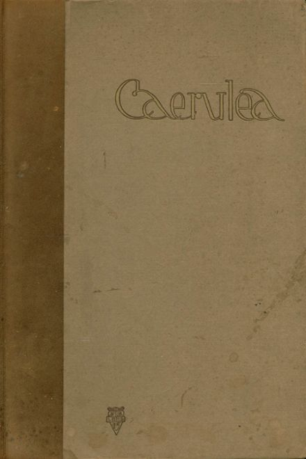 1915 Long Beach Polytechnic High School Yearbook Cover
