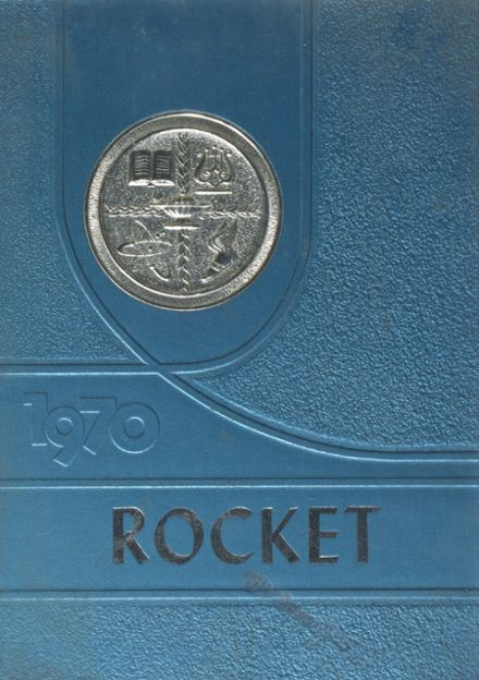 1970 Star City High School Yearbook Cover
