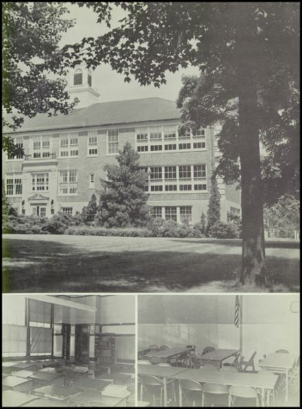 1961 New Milford High School Yearbook Page 7