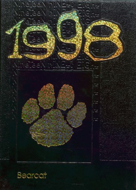 1998 Bentworth High School Yearbook Cover