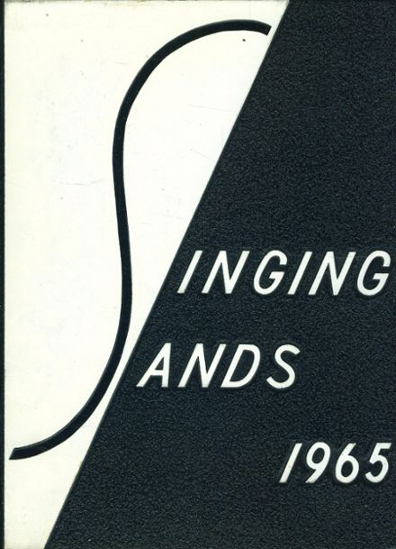 1965 Chesterton High School Yearbook Cover