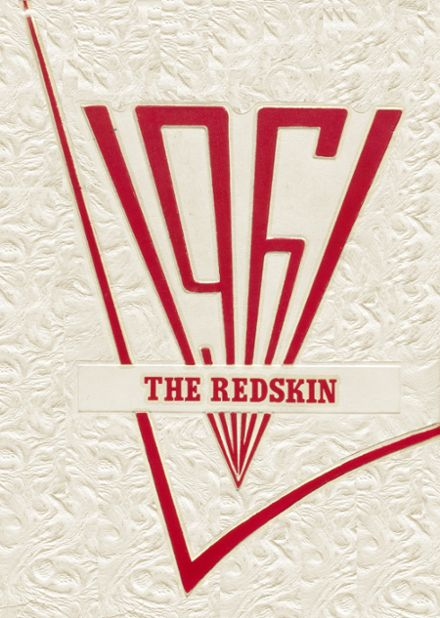 1961 Union High School Yearbook Cover