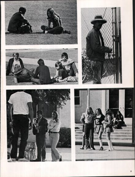 1974 Campbell High School Yearbook Page 7