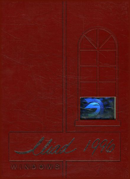 1996 Smith High School Yearbook Cover