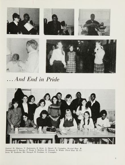 1968 Finney High School Yearbook Page 9